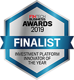 Investment Platform Innovator of the Year Finalist 2019