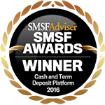 SMSF Awards Winner 2016